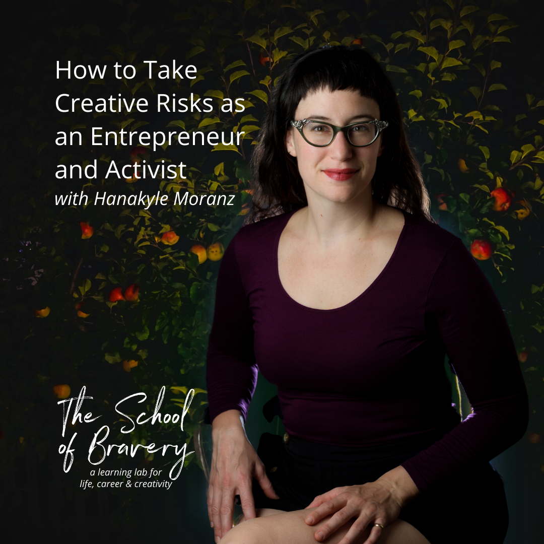 IG - How to Take Creative Risks as an Entrepreneur & Activist with Hanakyle Moranz