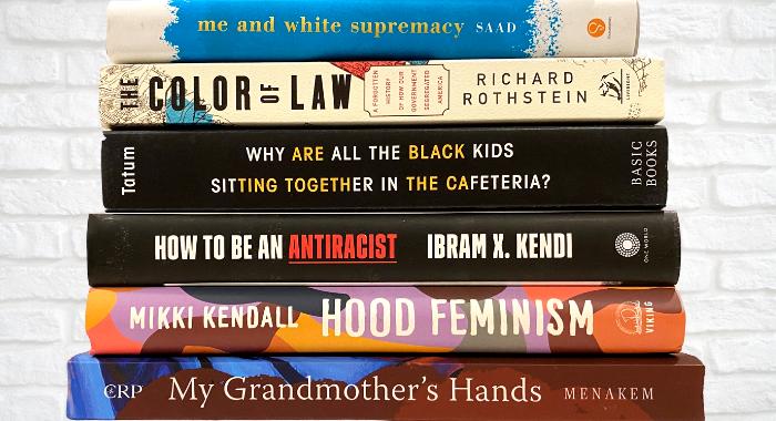Anti-Racism Book Circle - SchoolofBravery.com