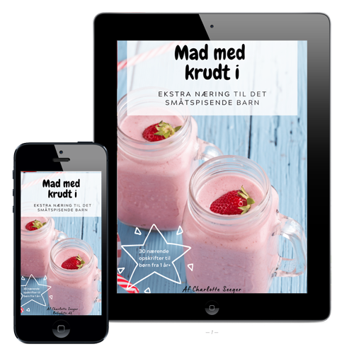 mad med krudt i ipad
