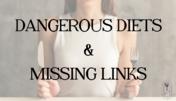 dangerous diets