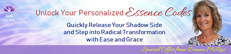 S20: Donna McRae (B) - Unlock Your Personalized Essence Codes