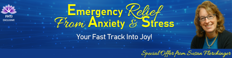 S20: Susan Flerchinger (A) - Emergency Relief from Anxiety & Stress