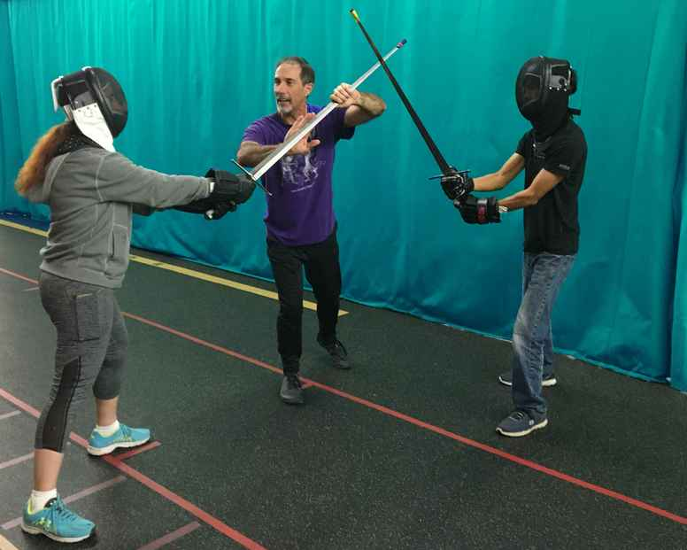 Introduction to Fighting with the Longsword