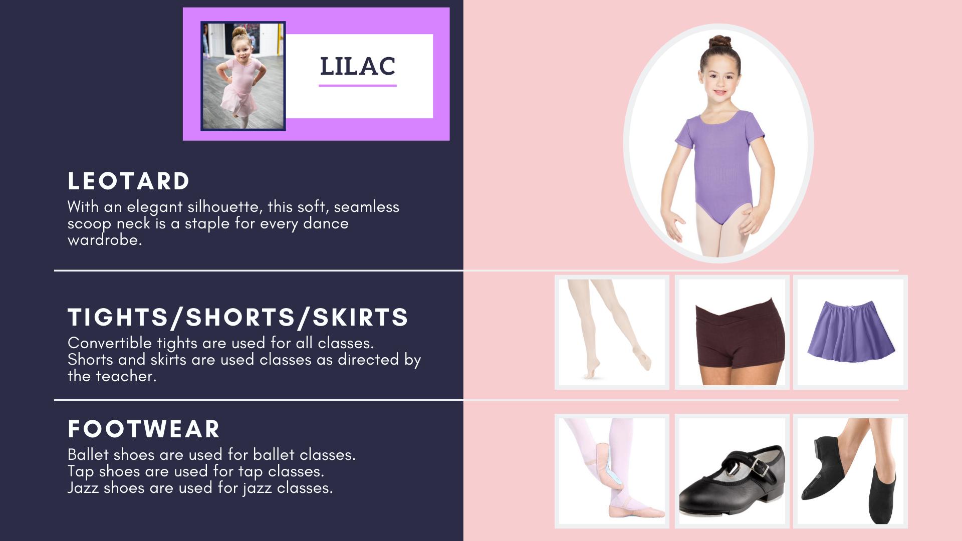 Lilac Uniform