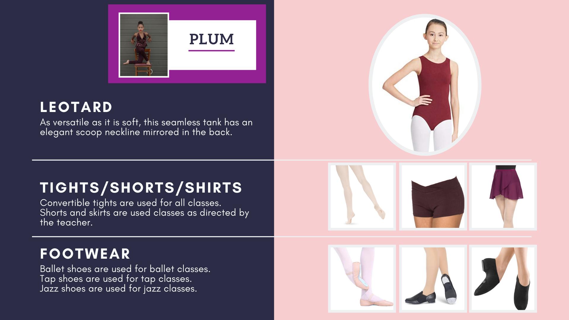Plum Uniform