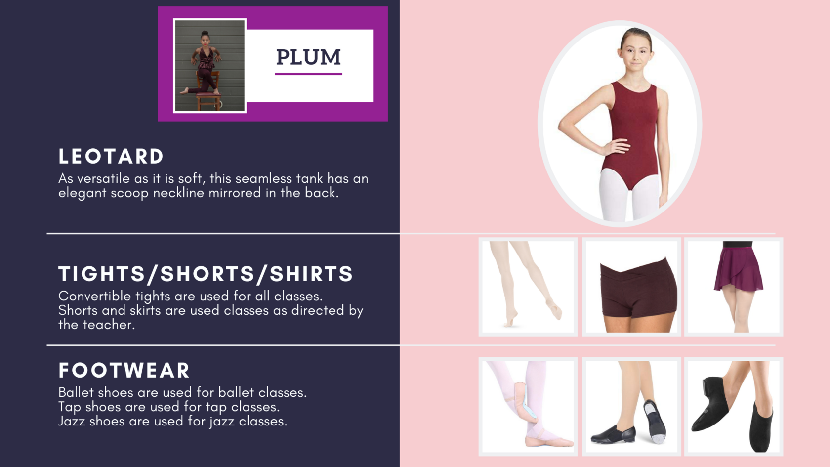 Plum Uniform