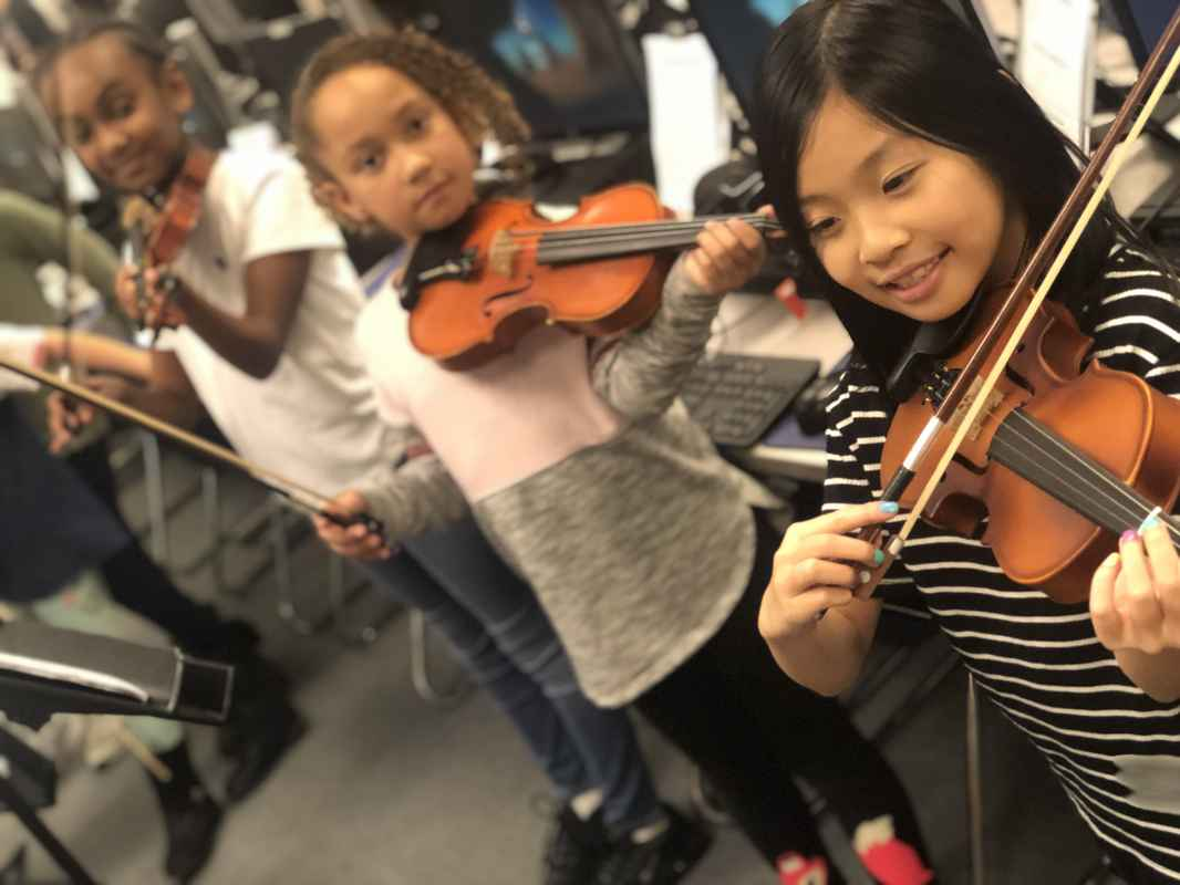 violin and music lessons for kids in Elk Grove