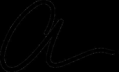 Calvin signature