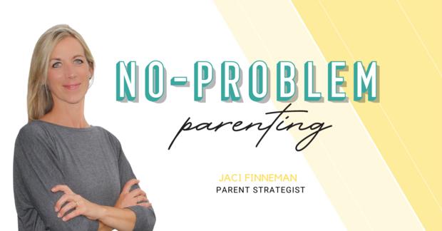 No Problem Parenting Hero