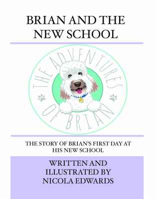 MP3 - Brian and the New School MP3 Story Book