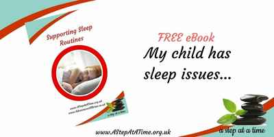 FREE Ebook - Supporting children's sleep