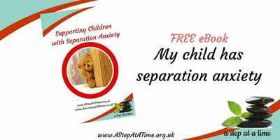 FREE Ebook - My child has separation anxiety