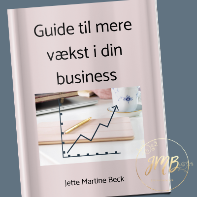 Guide til mere vækst i din virksomhed