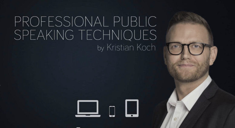 Professional Public Speaking Techniques