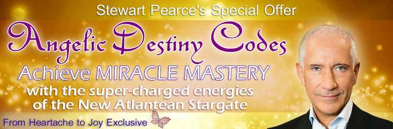 S20: Stewart Pearce (B) - Angelic Destiny Codes