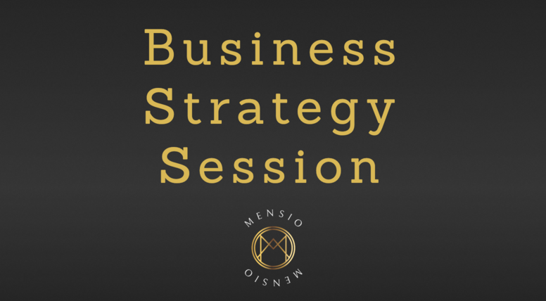 Business Strategy Session