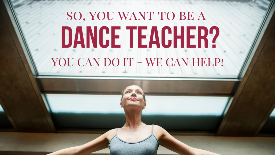 recreational dance teacher?