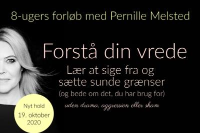 FORSTÅ DIN VREDE, 8-UGERS FORLØB, Oktober '20