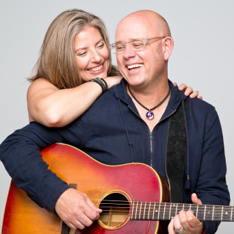 Bob Sima and Shannon Plummer