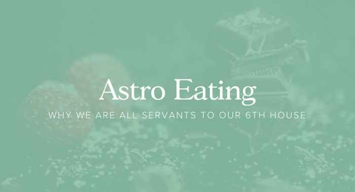 Astro Eating