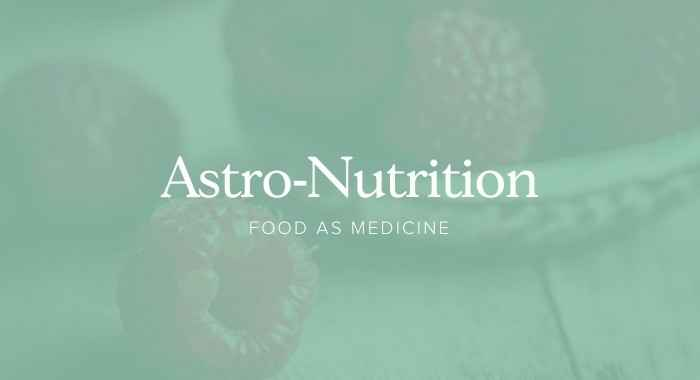 Astro-Nutrition