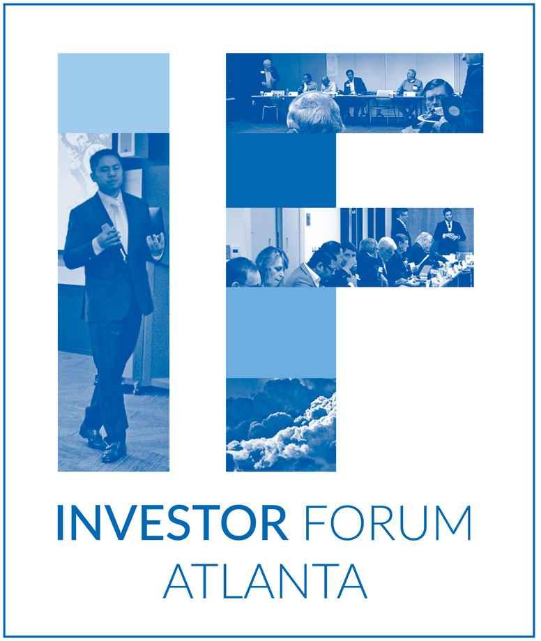 Investor Forum - Atlanta Meeting