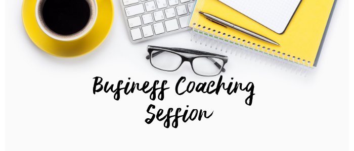 60-Minute Business Coaching Session