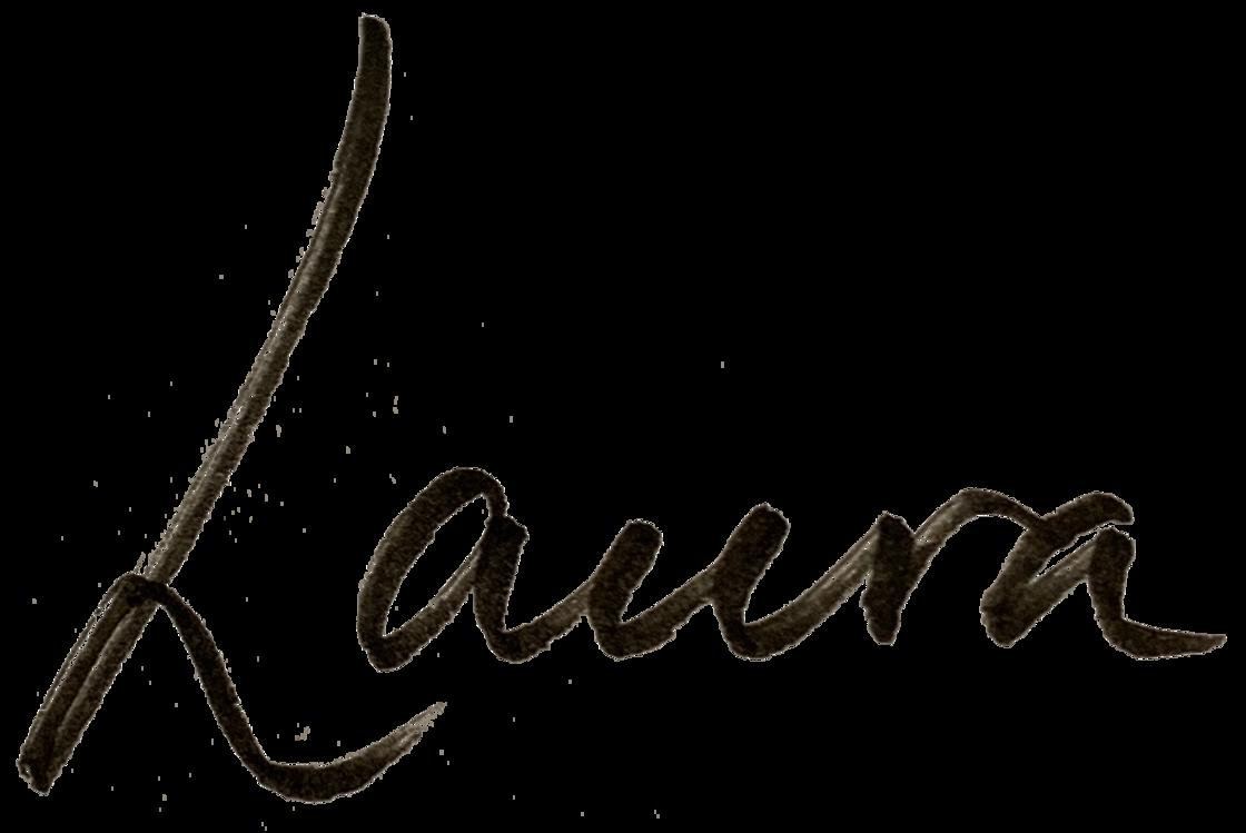 Laura signatur