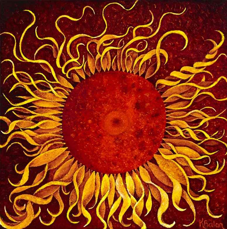 Tendril Sunflower