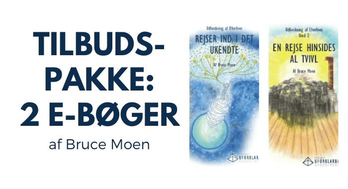 Tilbudspakke: Bruce Moen (2 stk. pdf)