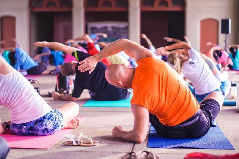 Kundalini Yoga Retreat, Nøsen