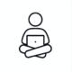 Symbol meditation on-line