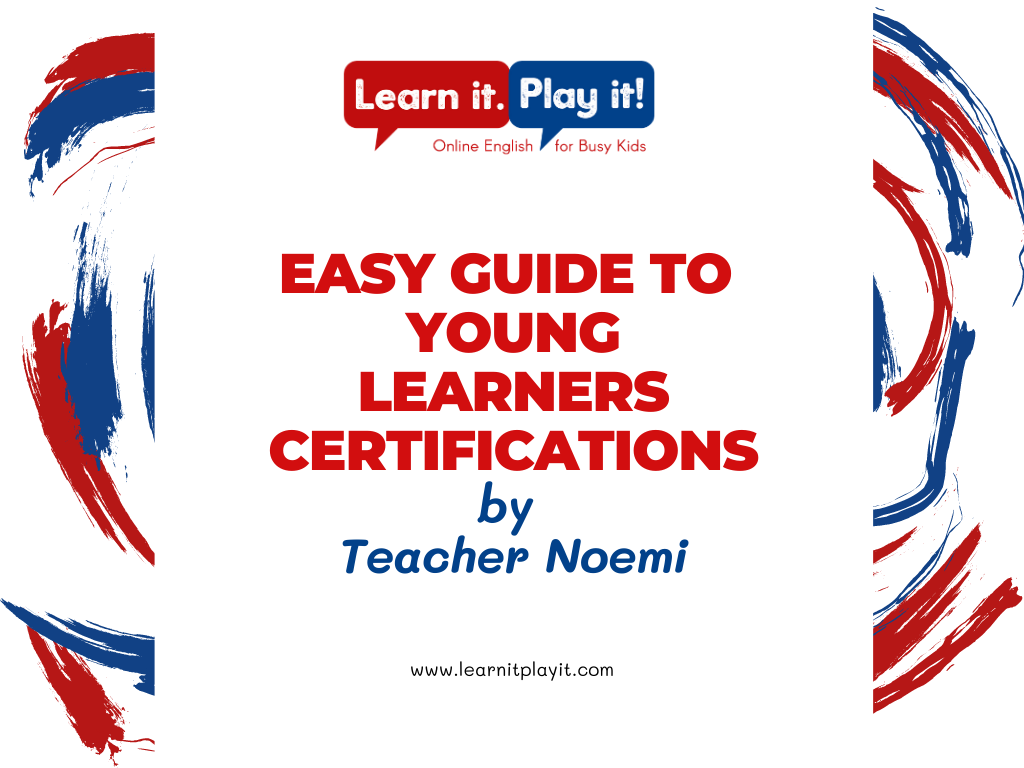 easy guide for young learners certification