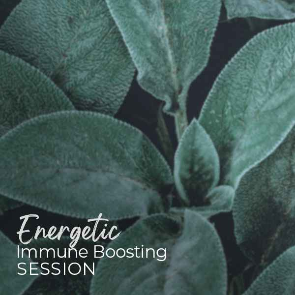 Energetic Immune Boosting Session