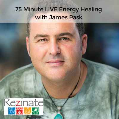 Energy Healing Session