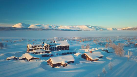 Blogg; Nøsen vinter 2