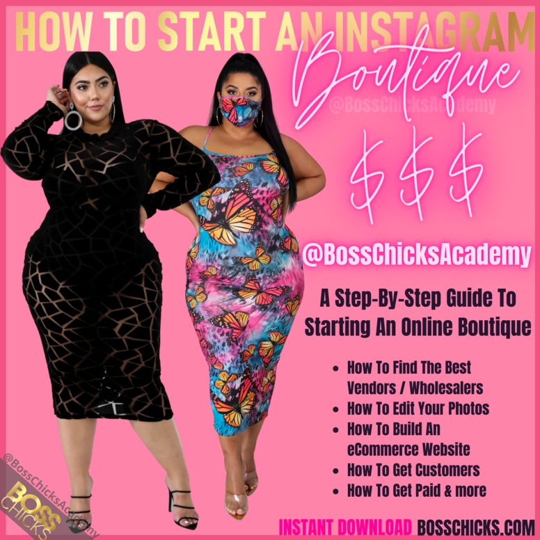 How To Start An Online Boutique In 7 Simple Steps