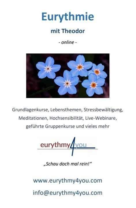 Eurythmie mit Theodor_zeitlos_Plakatbild