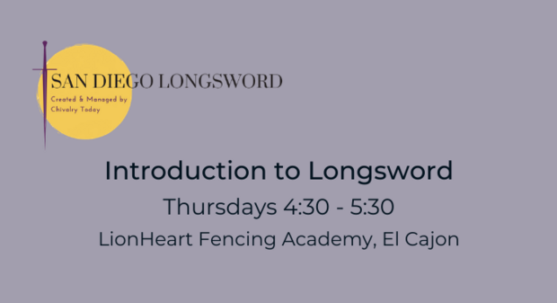 product img-Intro to Longsword Lionheart