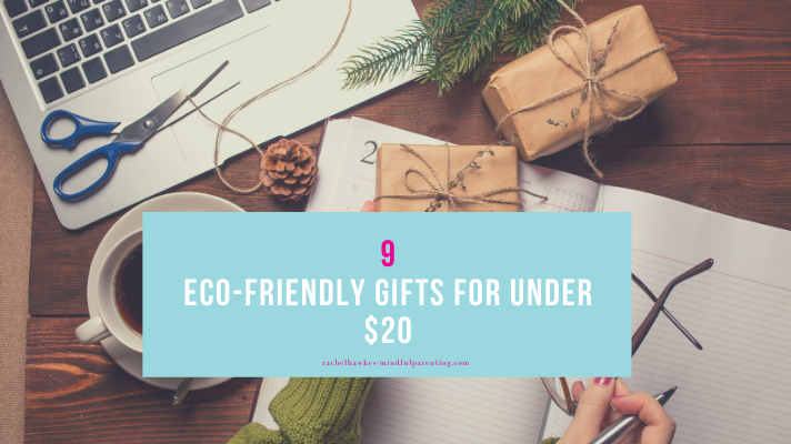 9 eco friendly gifts blog cover