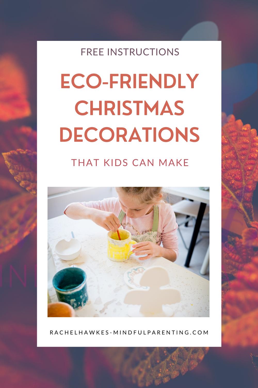 eco friendly christmas decorations