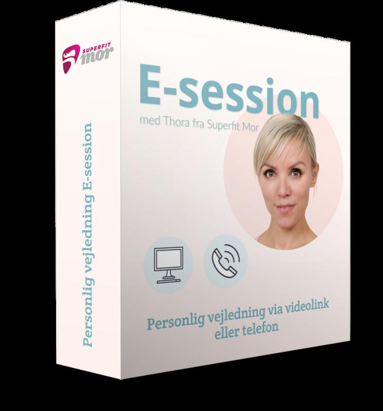 Box e-session gennemsigtig