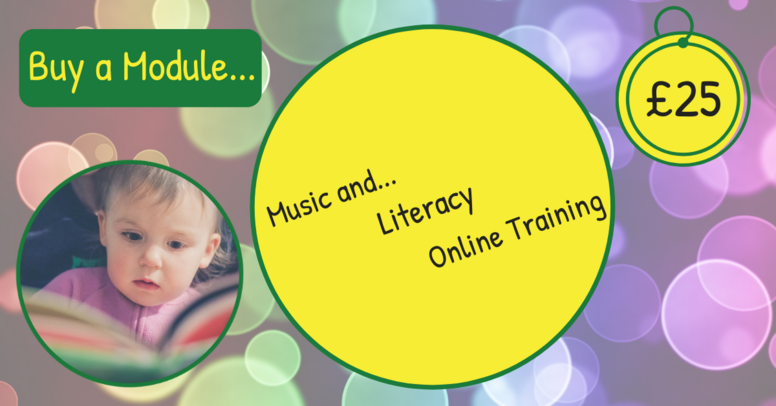 Buy a Module... Music and... Literacy