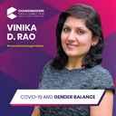CVS Speaker Vinika Rao with topic