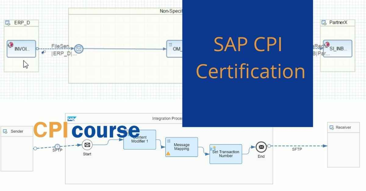 SAP CPI  Certification