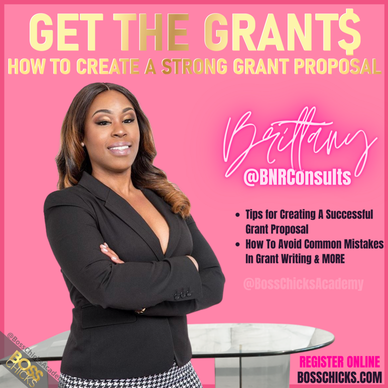 How To Create A Strong Grant Proposal