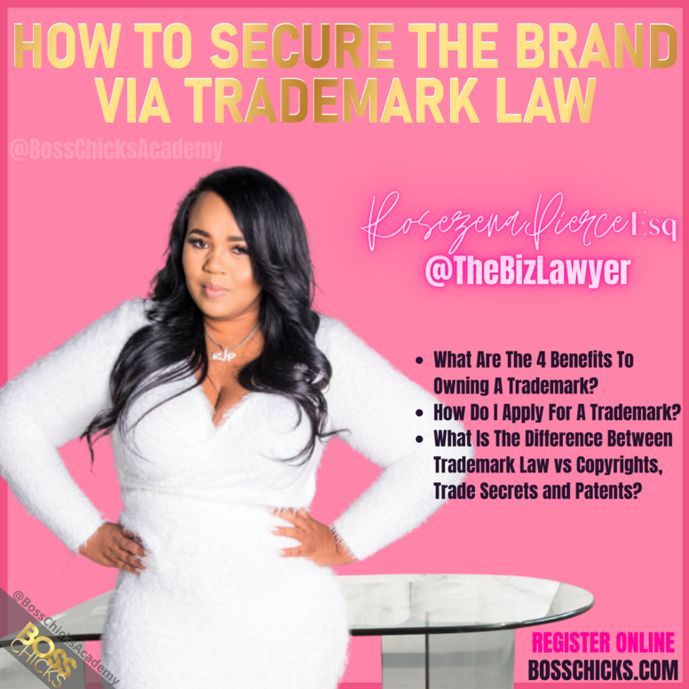How To Secure The Brand via Trademark Law