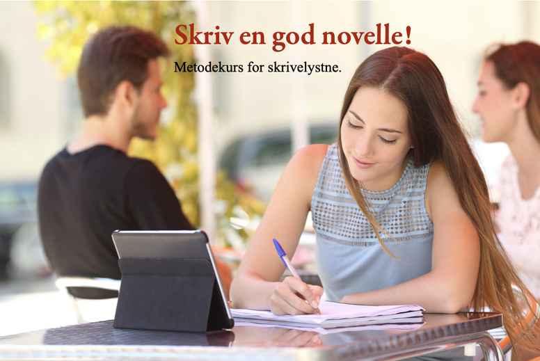 Lær å skrive gode noveller!