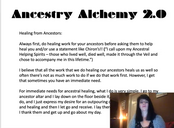 Ancestry Alchemy Healing From Ancestors.mp4