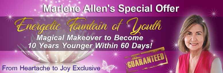 S20: Marlene Allen (B) - Energetic Fountain of Youth